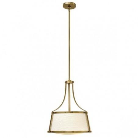 Lampa wisząca - HK-CHARLOTTE-P-BC - Hinkley