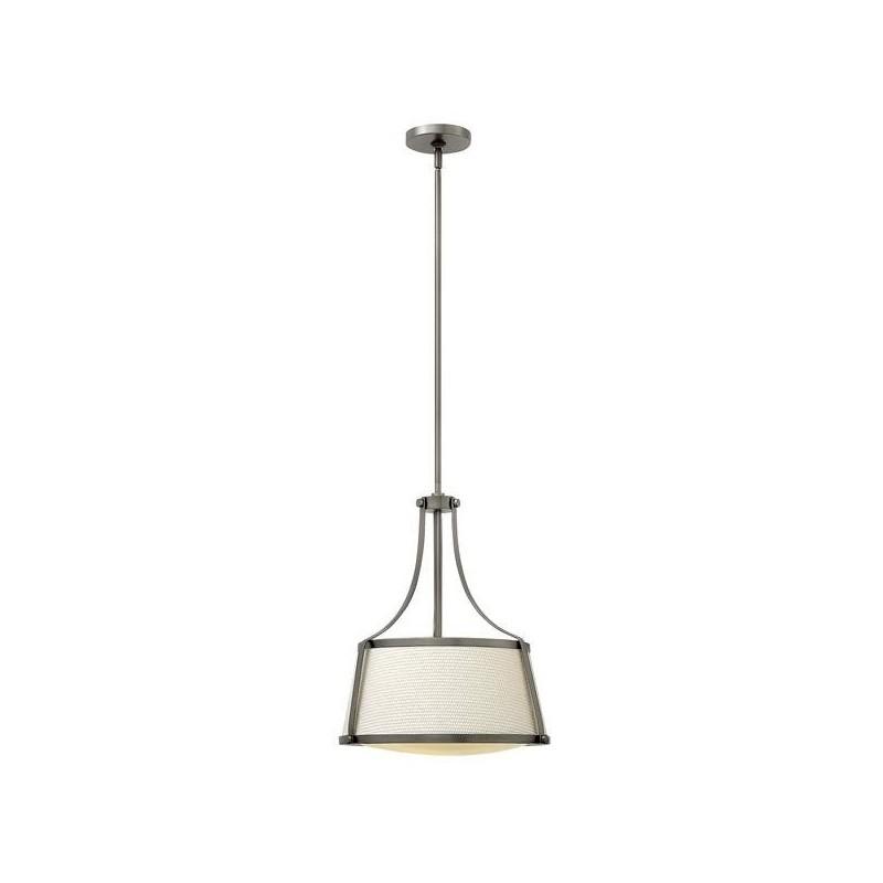 Elegancka lampa wisząca - HK-CHARLOTTE-P-AN - Hinkley