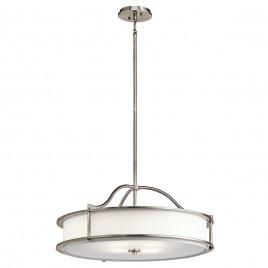 Duża lampa wisząca - KL-EMORY-P-M-CLP - Kichler