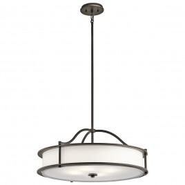 Duża lampa wisząca - KL-EMORY-P-M-OZ - Kichler