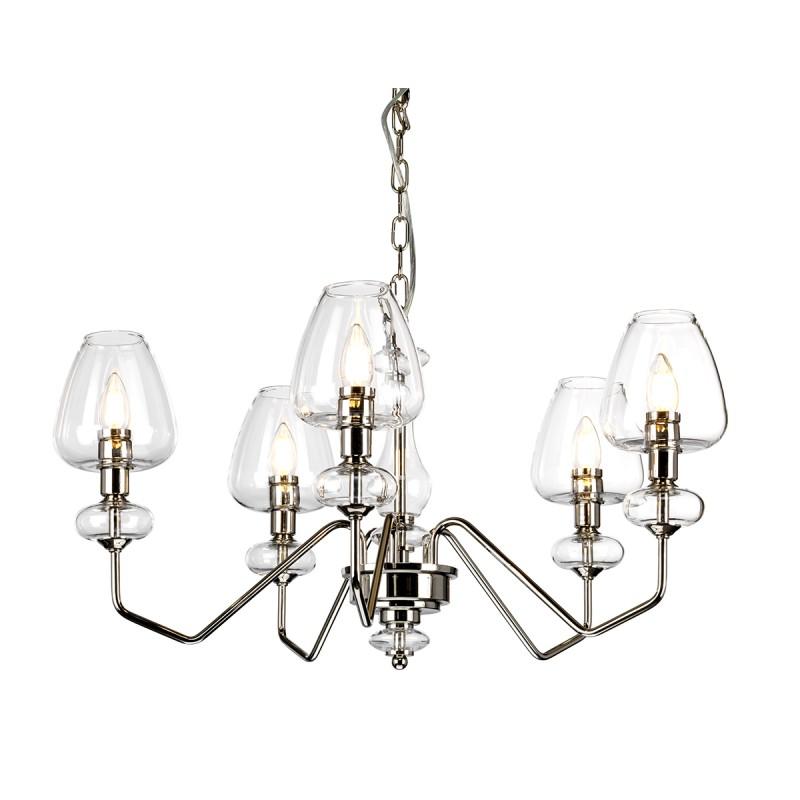 Lampa wisząca - DL-ARMAND5-PN - Elstead Lighting