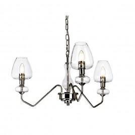 Stylowa lampa wisząca - DL-ARMAND3-PN - Elstead Lighting