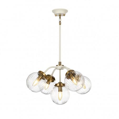 Lampa wisząca - DL-COSMOS5 - Elstead Lighting