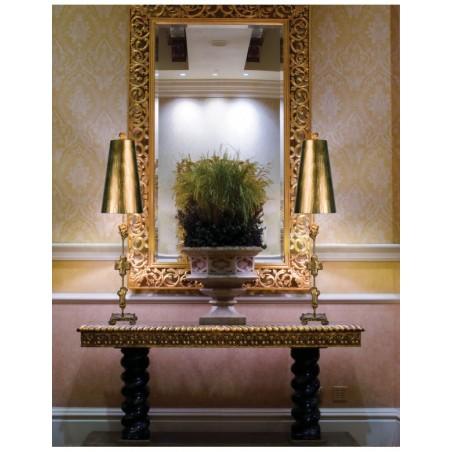 Stylowa lampa stołowa - FB-FRAGMENT-TL-G - Flambeau
