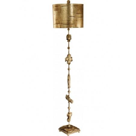 Urokliwa lampa stojąca - FB-FRAGMENT-FL-G - Flambeau