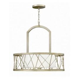 Modernistyczna lampa wisząca - HK-NEST-P-B-SL - Hinkley