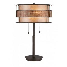 Czarująca lampa stołowa - QZ-LAGUNA-TL - Quoizel