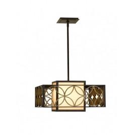 Atrakcyjna lampa wisząca - FE-REMY-P-B - Feiss