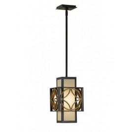 Wytworna lampa wisząca - FE-REMY-P-C - Feiss