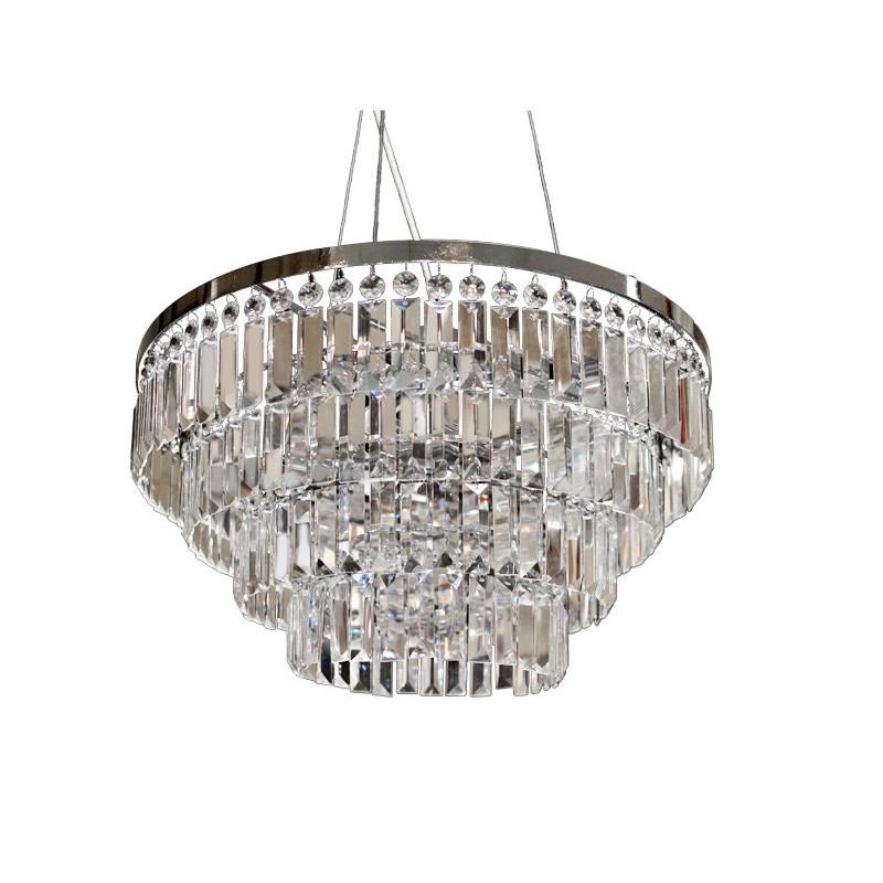 Lampa wisząca kryształowa SALERNO AZ2107 - Azzardo