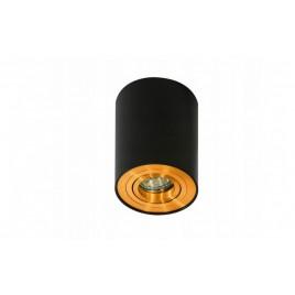 Okrągły plafon - BROSS 1 AZ2955 BK / GO - Azzardo