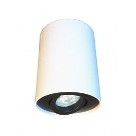 Okrągły plafon - BROSS 1 AZ1436 WH / BK - Azzardo