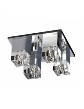 Nowoczesny Plafon - BOX 4 AZ0178 - Azzardo