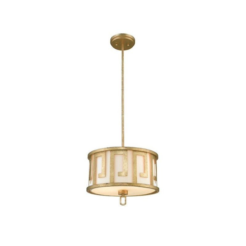 Unikatowa lampa wisząca/plafon - GN-LEMURIA-P-M - Gilded Nola