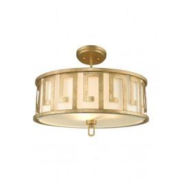 Okazała lampa wisząca/plafon - GN-LEMURIA-P-L - Gilded Nola