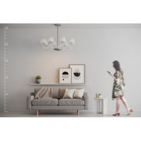 Lampa wisząca - GLORIA 8 AZ0176 - Azzardo