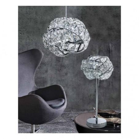 Nowoczesna lampa stołowa - BARI TABLE AZ2106 - Azzardo