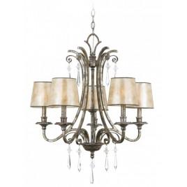 Zachwycająca lampa wisząca - QZ-KENDRA5 - Quoizel
