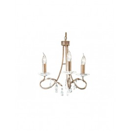 Trójźródłowy żyrandol - CHRISTINA CRT3 - Elstead Lighting