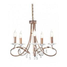 Urokliwy żyrandol - CHRISTINA CRT5 - Elstead Lighting