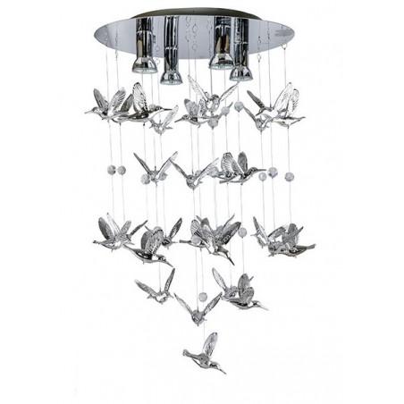 Plafon ze zwieszeniami BIRDS AZ2449 - Azzardo