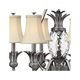 Szykowna lampa wisząca - HK-PLANT3-PL - Hinkley