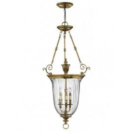 Trzypunktowa lampa wisząca - HK-CAMBRIDGE-P-L - Hinkley