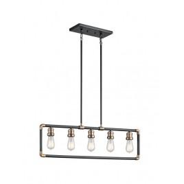 Nietuzinkowa lampa wisząca - KL-IMAHN-ISLE - Kichler