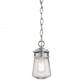 Ogrodowa lampa wisząca - KL-LYNDON8-S-BA - Kichler