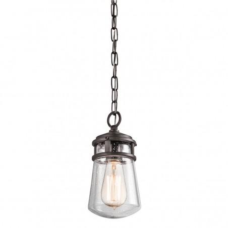 Ogrodowa lampa wisząca - KL-LYNDON8-S-AZ - Kichler