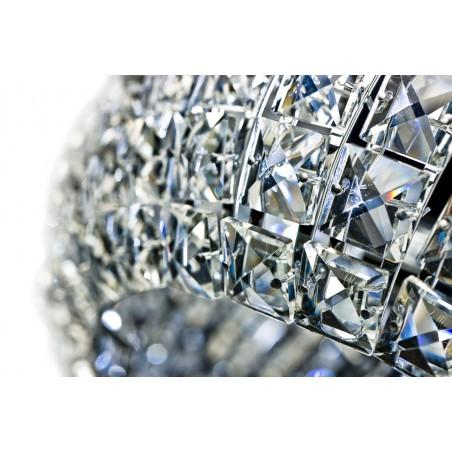 Okrągły plafon kryształowy SOPHIA 6 TOP AZ0695 - Azzardo