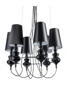 Lampa wisząca - BAROCO 6 PENDANT AZ1379 - Azzardo