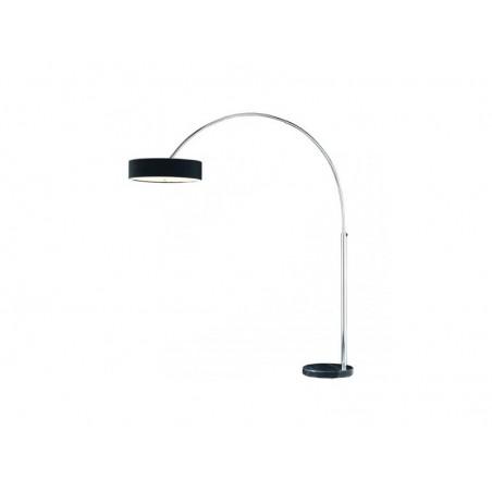 Minimalistyczna lampa stołowa - NIANG AZ2917 BIAŁA - Azzardo