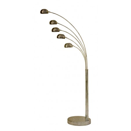 Lampa stojąca - PALP AZ2620 MIEDZIANY - Azzardo