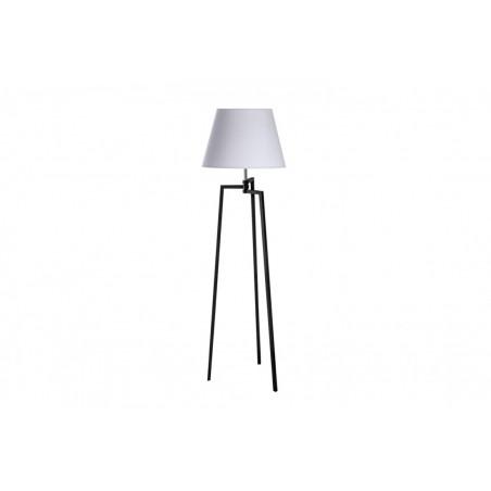 Lampa stojąca - TRISTAN ROUND AZ3329+AZ3014 BIAŁA - Azzardo