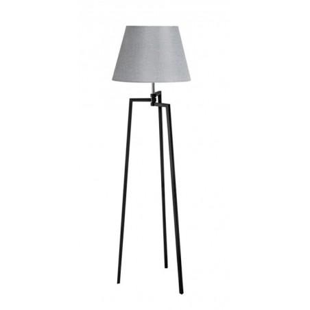 Lampa stojąca - TRISTAN CONE AZ3329+AZ3672 SZARA - Azzardo