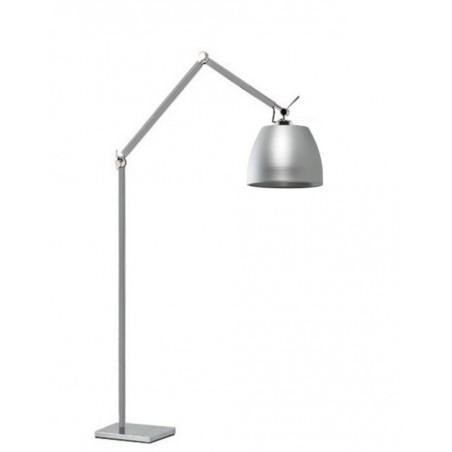 Lampa stojąca - ZYTA FLOOR ALU AZ2310+AZ2596 ALUMINIUM - Azzardo