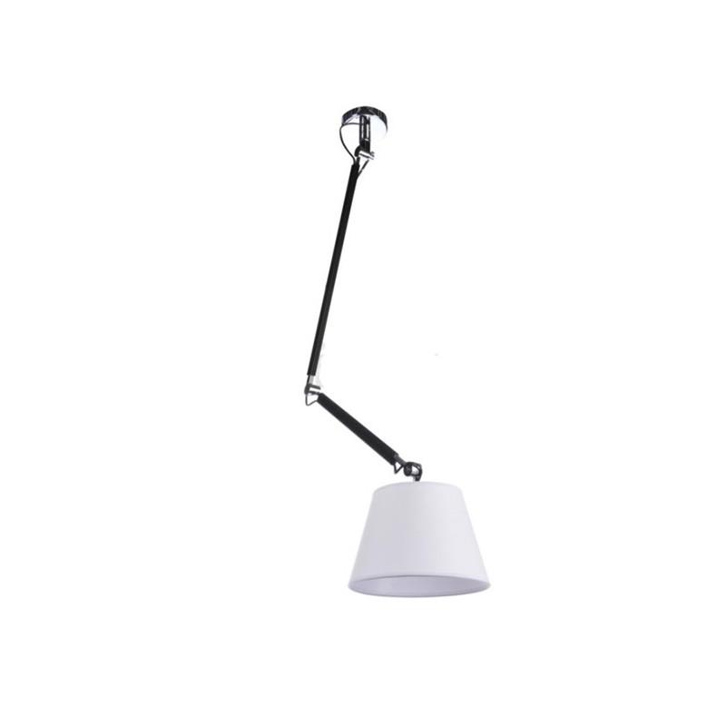 Funkcjonalna lampa wisząca - ZYTA M PENDANT AZ1847+AZ2605 BIAŁA - Azzardo