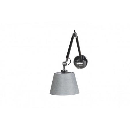 Funkcjonalna lampa wisząca - ZYTA M PENDANT AZ1847+AZ2604 SZARA - Azzardo