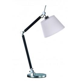 Niebanalna lampa stołowa - ZYTA S TABLE AZ1848+AZ2599 BIAŁA - Azzardo
