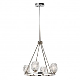 Niezwykła lampa wisząca - FE-RUBIN4 - FEISS