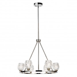Modernistyczna lampa wisząca - FE-RUBIN6 - FEISS