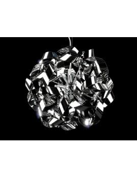 Lampa wisząca - DELTA AZ1691 CHROM - Azzardo