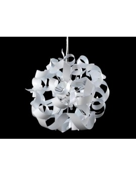 Lampa wisząca - DELTA AZ1692 OXIDE WHITE - Azzardo