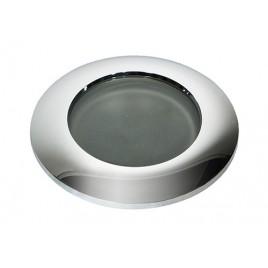 Okrągłe oczko stropowe - EMILIO AZ0808 CHROM - Azzardo