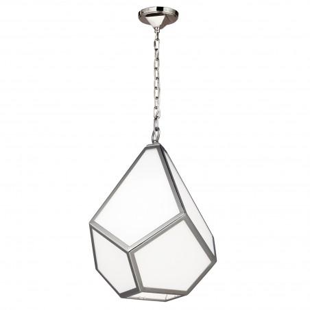 Lampa wisząca - FE-DIAMOND-P-L - Feiss
